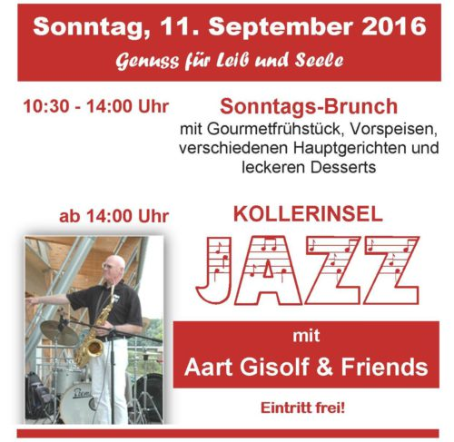 Brunch und Jazz